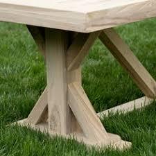 teak trestle dining table protected teak trestle dining table 14 outdoor entertaining
