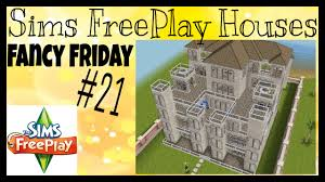 mansion house rental sims freeplay house idea 21 youtube