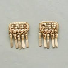 unique earrings artisan crafted earrings robert redford s sundance catalog