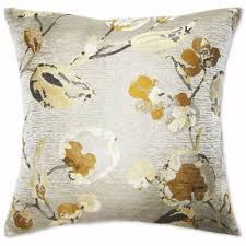 decorative pillows bed buy yellow decorative pillows from bed bath beyond inside throw