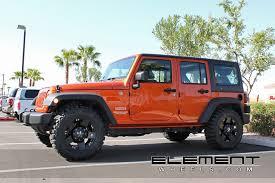 18 inch rims for jeep wrangler 2011 jeep wrangler sport stock tire size mudder trucks