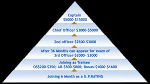 Deck Rating Jobs by Salary After Merchant Navy Gp Rating Course 2017 2018 Eduvark