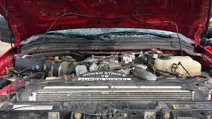 Ford F350 Truck Parts - used parts 2008 ford f350 lariat 4x4 6 4l v8 diesel 5r110w torqshift