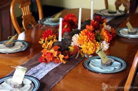 Thanksgiving Table Centerpieces by My Very Educated Mother Thanksgiving Table Decor Ideas And A Contest