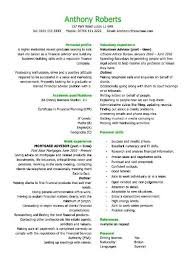 Best Finance Resume by Graduate Cv Template Student Jobs Graduate Jobs Career
