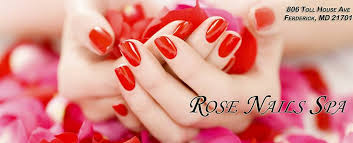 rose nails spa home facebook