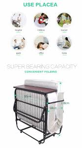 portable bed frame portable bed with wheels portable mattress