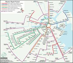 Map Of Central Massachusetts by University Of Essex Professor Reconfigures Mbta Maps With New Designs
