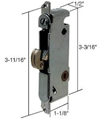 Patio Door Mortise Lock Replacement Sliding Glass Door Locks Can Be Replaced Heres How