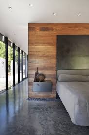 Grey Flooring Bedroom The Pros And Cons Of Concrete Flooring