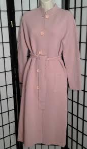details about vintage kai ming pink women u0027s fall maxi sweater