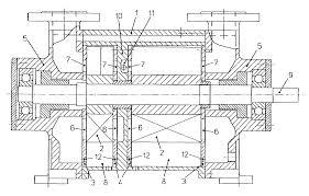 Water Ring Vaccum Pump Patent Us7648344 Liquid Ring Pump Google Patents