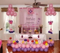 how to decorate birthday party at home decoration for birthday party at home birthday party home decoration