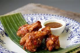 cuisine thaï pour débutants recette ailes de poulet thaï épicées chef jevto bond