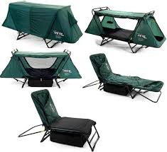 tent chair tent cot great for boy scouts when cing easy to set up