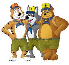 Cub Scout Belt Loop Worksheets Cub Scout Cartoon Characters Scouting Pinterest Bears Boys