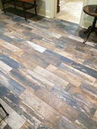 Hardwood Floor Tile This Wood Look Porcelain Tile Flooring A New Alternative To