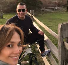 alex rodriguez spend thanksgiving together