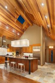 Lighting For Cathedral Ceilings by Marvelous Cathedral Ceiling Lighting Home Renovations With Open