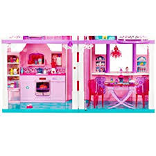 Big Barbie Dollhouse Tour Youtube by Buy Barbie Dream House Online At Low Prices In India Amazon In