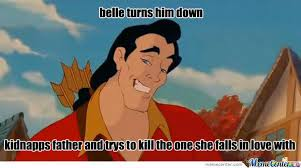 Gaston Meme - overly attatched gaston by recyclebin meme center