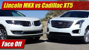 lincoln mks vs cadillac xts lincoln mkx vs cadillac xt5