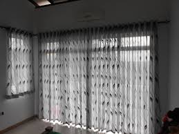 Black And White Modern Curtains Modern Curtain Centre Latest Curtain Designs Sri Lanka