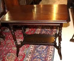 Oak Sofa Table English Antique Edwardian Oak Occasional Side Sofa Table U2013 Sam U0027s