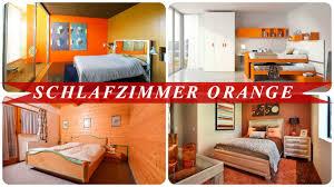 Schlafzimmer Farben Orange Schlafzimmer Orange Youtube