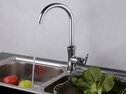 water faucets kitchen sink faucet steel flow simple kitchen water faucets sle
