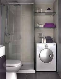 all in one small bathroom ideas with washing machine for the