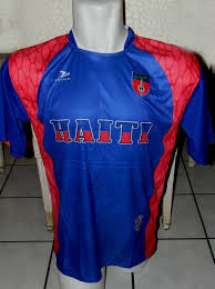 Haitian Flag Shirts Amazon Com Haiti Soccer Jersey Size Large Flag Or Country