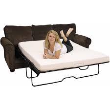 sofa bed memory foam mattress memory foam mattress for sofa sleeper tourdecarroll com