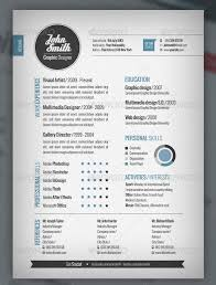 Colorful Resume Templates Free Free Creative Resume Resume Template And Professional Resume