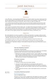 Sample Marketing Resume by Marketing Assistant Resume 15156