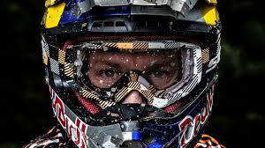 motocross helmet red bull the chris birch project building an enduro x track ep 1 youtube