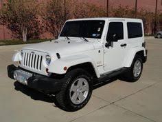 white jeep sahara 2 door new hard top jeep wrangler sahara all white with manual