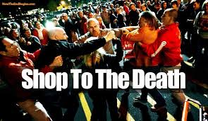 walmart target black friday brutal black friday fights nothing compared to whats coming to
