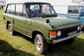 french land rover range rover classic wikipedia