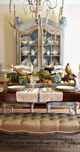 savvy southern style traditional thanksgiving tablescape