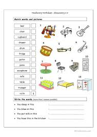 Esl Homonyms Worksheet 246 Free Esl Music Worksheets