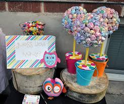 1st birthday party favors owl themed birthday party decorations criolla brithday
