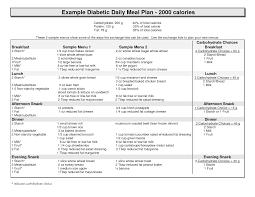 diabetic diet plan daily u2013 diet plan