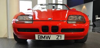 bmw high price car museums showcase 1989 bmw z1 at zentrum in spartanburg sc