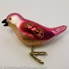 bird ornament at the lake
