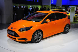 focus st orange paint code