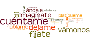 imperative mood commands spanish grammar in context