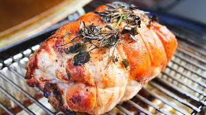 how to make a thanksgiving turkey with stuffing rolled turkey breast roast christmas recipe video youtube