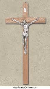 wooden crucifix wooden crucifix imported from italy holyfamilyonline