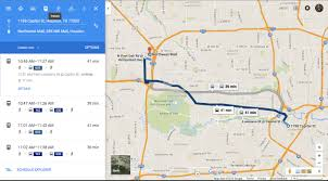 Downtown Houston Map Poll Would You Ride A Bullet Train That Doesn U0027t Reach Downtown